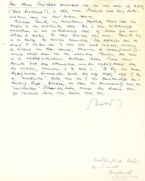 handtekening toon hermans