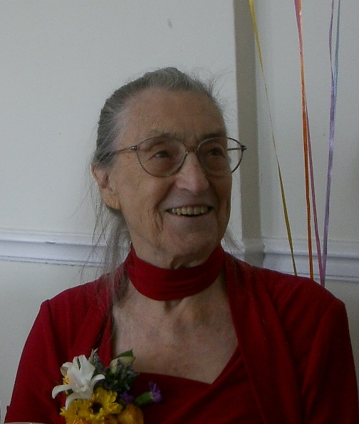 Dorrit 100th birthday