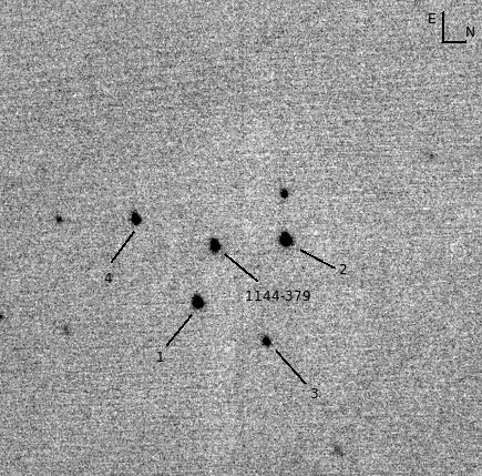 1144-379IR Finding Chart