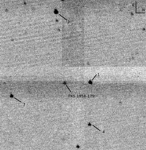 1958-179 IR Finding Chart