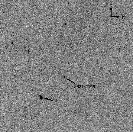 2331-2148 IR Finding Chart