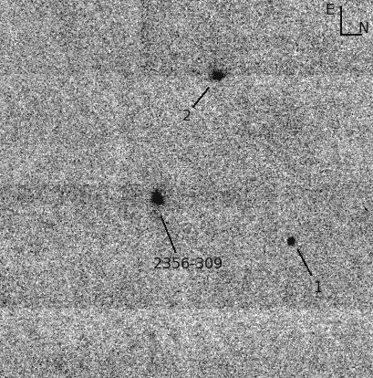 2356-309 IR Finding Chart